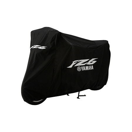 GYTR FZ6R Bike Cover - Black - Main
