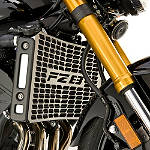 GYTR Radiator Cover - Yamaha FZ8 Motorcycle Engine Parts and Accessories