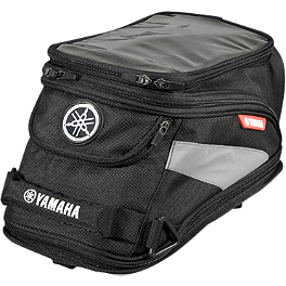 GYTR City Tank Bag - GYTR AXIO Tank Bag - Carbon Look