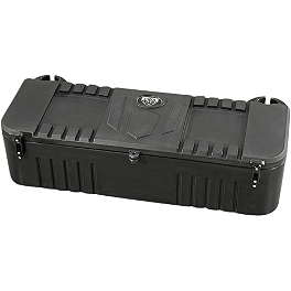 Yamaha Genuine OEM Cargo Box - DFS Aluminum ATV Box - Rear