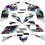 GYTR Graphic Kit - Girl's - Yamaha GYTR ATV Products