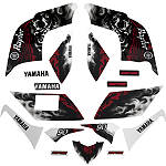 GYTR Graphic Kit - Boy's - Yamaha GYTR ATV Products