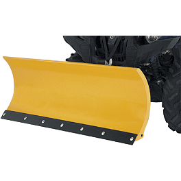 "Yamaha Genuine OEM Replacement 54"" Plow Blade Assembly - Yamaha Genuine OEM Crossover Storage Box"