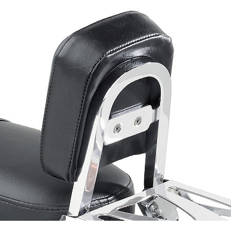 Suzuki Genuine Accessories Billet Passenger Backrest - Main