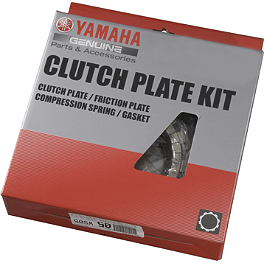 Yamaha Genuine OEM Clutch Kit - 2008 Yamaha YZF - R1 Yamaha Genuine OEM Clutch Kit