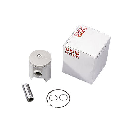 Yamaha Genuine OEM Piston Kit - Main