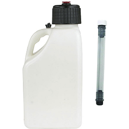 LC 5 Gallon Jug With Hose - Ratio Rite Lid