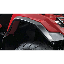Suzuki Genuine Accessories Front Mud Guard - 2008 Suzuki KING QUAD 400FS 4X4 SEMI-AUTO Suzuki Genuine Accessories Warn Winch Mount