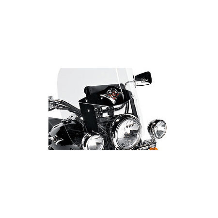 Kawasaki Genuine Accessories Windshield Vulcan Emblem - Main