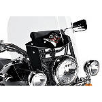Kawasaki Genuine Accessories Windshield Vulcan Emblem - Kawasaki OEM Parts Cruiser Fairing Kits and Accessories