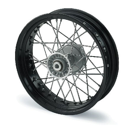 KTM Rear Wheel Complete Black 4.25X17 - Main