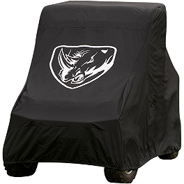Yamaha Genuine OEM Storage Cover - Moose UTV Roof
