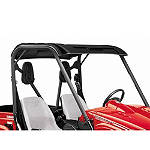 Yamaha Genuine OEM Molded Sun Top III - Yamaha OEM Parts Utility ATV Body Parts and Accessories