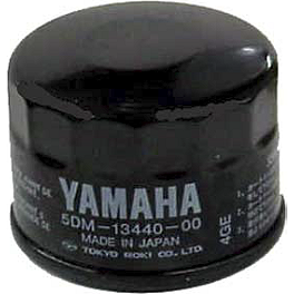 Yamaha Genuine OEM Oil Filter - 2007 Yamaha V Star 1300 - XVS13 Yamaha Genuine OEM Clutch Kit