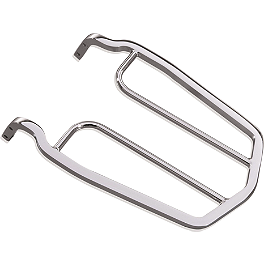 Yamaha Star Accessories Rear Luggage Rack - 2006 Yamaha V Star 1100 Silverado - XVS11AT Yamaha Star Accessories Rear Fender Rack