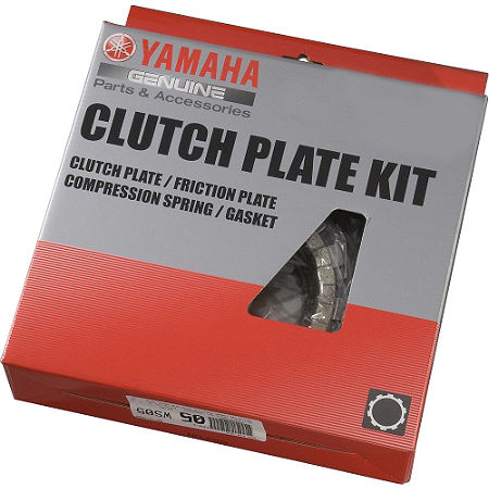 Yamaha Genuine OEM Clutch Kit - Main