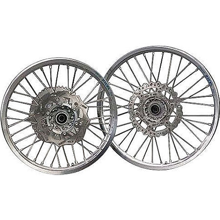 Yamaha Genuine OEM Off-Road Front Wheel - 1.60 x 21 Silver - Main