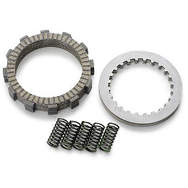 KTM OEM Clutch Kit - 2009 KTM 505XCF KTM Excel Pro Series Complete Wheel Black/Orange 1.60X21