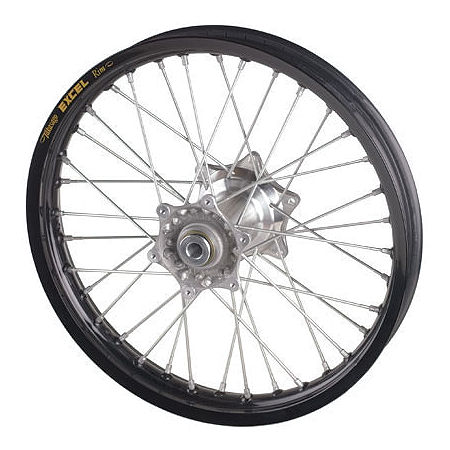 KTM Rear Wheel Complete Black 2.15X18 - Main