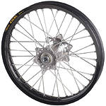 KTM Rear Wheel Complete Black 2.15X18 - KTM OEM Parts Dirt Bike Dirt Bike Parts