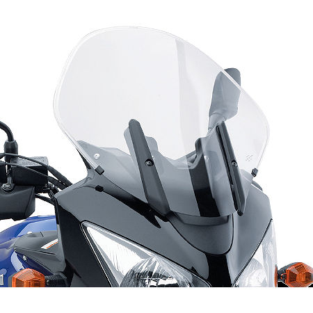 Suzuki Genuine Accessories Sport Touring Windshield - Light Smoke - Main
