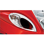 Suzuki Genuine Accessories Air Intake Cover - Chrome - Motorcycle Products