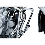 Suzuki Genuine Accessories Engine Guard Set - Suzuki GZ250 Cruiser Body