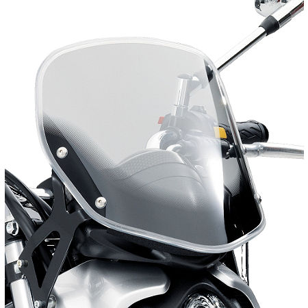 Suzuki Genuine Accessories Flyscreen - Light Smoke - Main