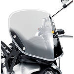 Suzuki Genuine Accessories Flyscreen - Light Smoke - PARTS Motorcycle Parts