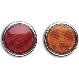 Suzuki Genuine Accessories Reflector Cover - Suzuki Genuine Accessories Lower Fairing Set - Red