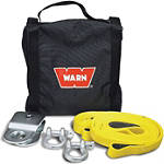 Suzuki Genuine Accessories Warn Winch Accessory Kit - Suzuki OEM Parts Utility ATV Farming
