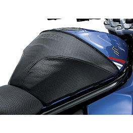 Suzuki Genuine Accessories Tank Cover - Carbon Look - 2011 Suzuki GSX1250FA Suzuki Genuine Accessories Side Case Mount