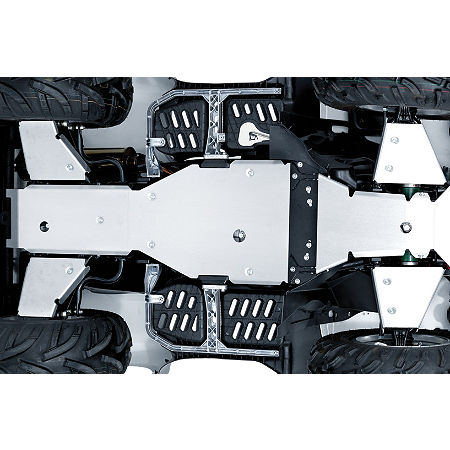 Suzuki Genuine Accessories Two Piece Skid Plate - Main