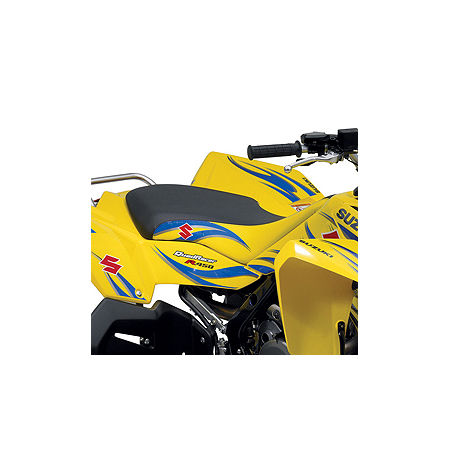 Suzuki Genuine Accessories Seat Cover - Tribal Yellow - Main