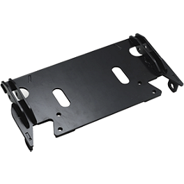Suzuki Genuine Accessories Warn Plow Mount - Suzuki Genuine Accessories Warn Winch Mount