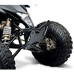 Suzuki Genuine Accessories Large Front Bumper - Black - ATV Products