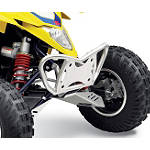 Suzuki Genuine Accessories Large Front Bumper - Aluminum - Suzuki OEM Parts ATV Body Parts and Accessories