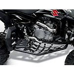 Suzuki Genuine Accessories Nerf Bars - Black - ATV Nerf Bars