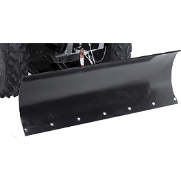 "Suzuki Genuine Accessories Warn 54"" Plow Blade - Suzuki Genuine Accessories Warn Plow Mount"