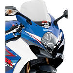 Suzuki Genuine Accessories Sport Touring Windshield - Clear -  Motorcycle Lights and Electrical