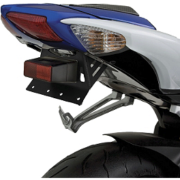 Suzuki Genuine Accessories Fender Eliminator - Black - Yoshimura Fender Eliminator Kit