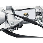 Suzuki Genuine Accessories Master Cylinder Trim - Suzuki OEM Parts Cruiser Hand Controls