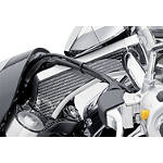 Suzuki Genuine Accessories Carbon Fiber Handlebar Riser Trim - Cruiser Products