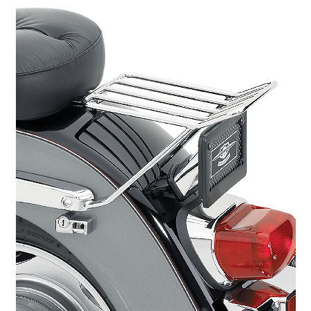 Suzuki Genuine Accessories Fender Rack - Main