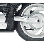 Suzuki Genuine Accessories Swingarm Cover -  Cruiser Suspension