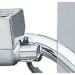 Suzuki Genuine Accessories Chrome Union Bolt Cap - Cruiser Hand Controls