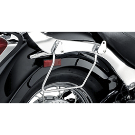 Suzuki Genuine Accessories Saddlebag Supports - 2012 Suzuki Boulevard C50T - VL800T Suzuki Genuine Accessories Light Bar