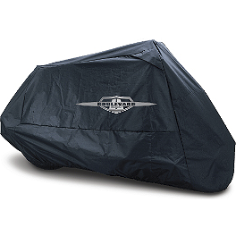 Suzuki Genuine Accessories Cycle Cover - Honda Genuine Accessories Seat Weather Cover