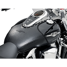 Suzuki Genuine Accessories Tank Cover - Studded - Suzuki Genuine Accessories Cycle Cover