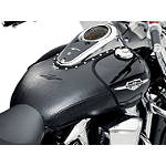 Suzuki Genuine Accessories Tank Cover - Studded - Cruiser Tank Accessories